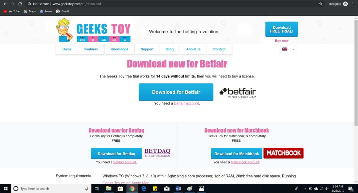 Download Geeks Toy
