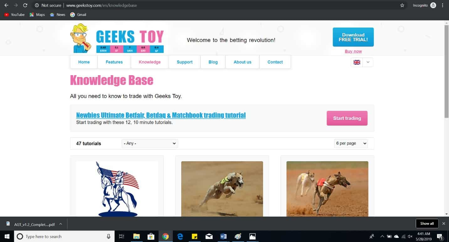 Knowledge Base Manual