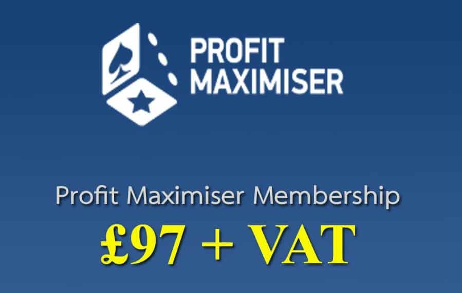 Profit Maximiser Membership